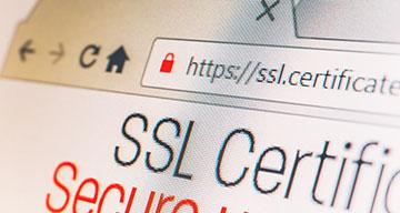 אתר עם SSL
